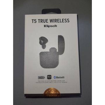 Nowe słuchawki  douszne Klipsch T5 True Wireless