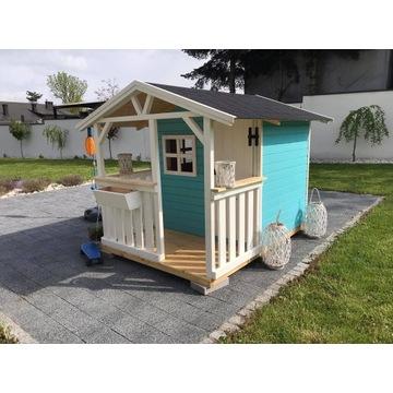 Domek -mała architektura ogrodowa