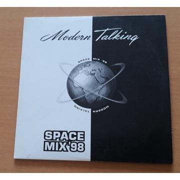 MODERN TALKING - Space Mix, bdb, kartonik