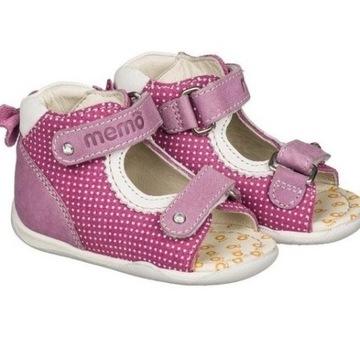 Promocja!!! memo sandałki mini roz.20 149,00