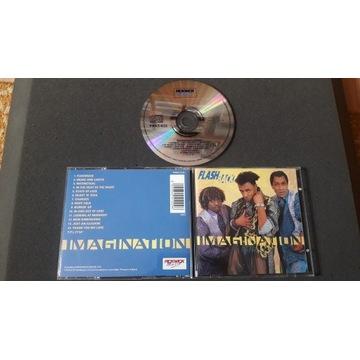 Imagination-Flashback cd