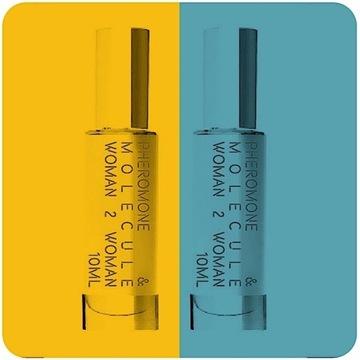 Pheromone & Molecule Woman 2 Woman 10ml. roll on