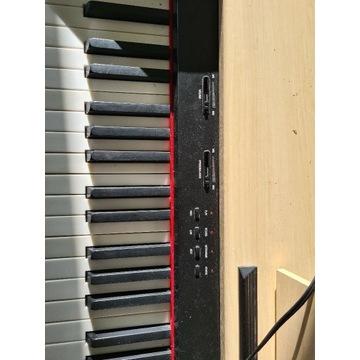 Pianino elektryczne marki classenti