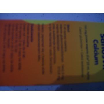 Wapno w postaci syropu - Sanosvit Calcium