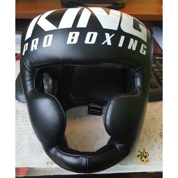 Kask bokserski KING PRO BOXING rozmiar L