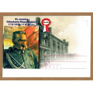 Kuciakowski 2013 95 rocz odzyskania niepod Gorlice