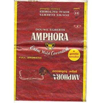 Opakowanie po tytoniu Amphora do fajki