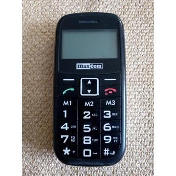Telefon MaxCom MM350BB - uszkodzony