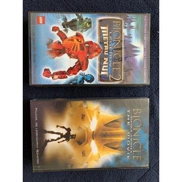 Bionicle cz.1, Maska światła, Bionicle cz.2 Legend