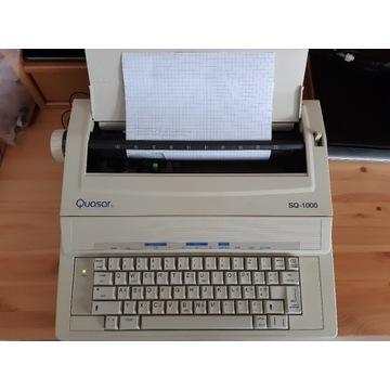 Maszyna do pisania Quasar SQ1000 sprawna