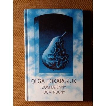 Dom dzienny dom nocny Tokarczuk wydanie 2000