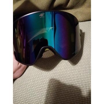 gogle narciarskie 4f