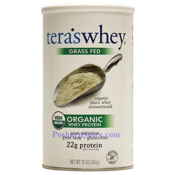 Tera's Whey Grass Fed Organic Whey Protein