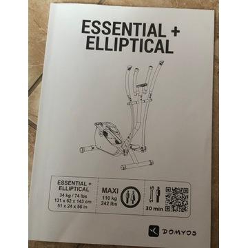 Orbitrek Essential + Elliptical