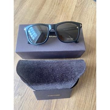 Okulary słoneczne Tom Ford TF595 01J 55