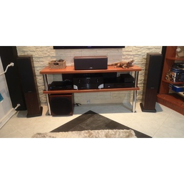 Monitor Audio Bronze 5 2xfront + 1xcentralny