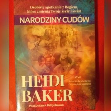 """""""Narodziny cudów"""" - Heidi Baker"""
