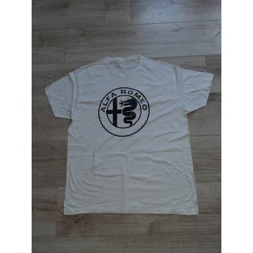 Koszulka dla fana alfa romeo