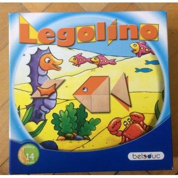 Legolino, tangram dla dzieci
