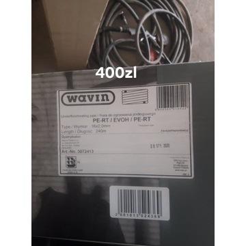 Rura PEX Wavin PE-RT/EVOH/PE-RT 16x2,0, 240 m