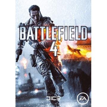 Battlefield 4 Klucz Origin Nowy BEZ VPN PC