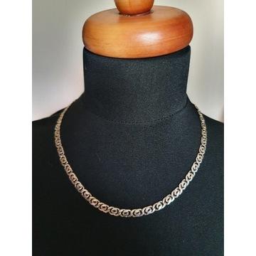 Łańcuch damski białe złoto 30 gram