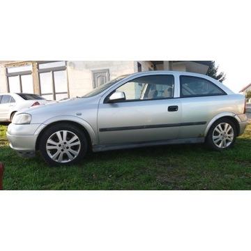 Opel Astra G 1.6 LPG