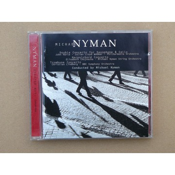 Michael NYMAN Concertos 1997 BBC Symphony Orchestr