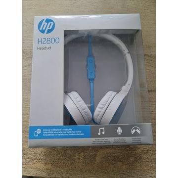 Słuchawki przewodowe HP 2800