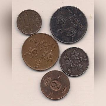 Monety szwedzkie