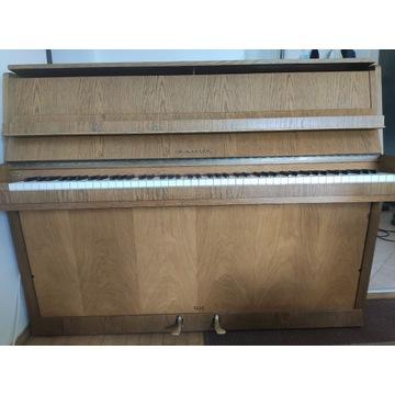 Pianino ED SEILER, o cudownym, głębokim dźwięku