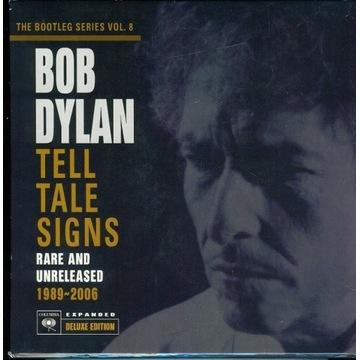 BOB DYLAN Tell Tale Signs 1989-2006 3xDVD