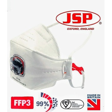 X10 Maska ochronna ffp3 JSP springfit