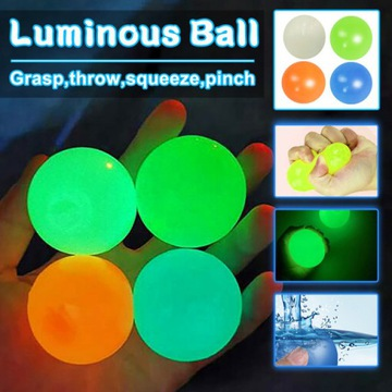 Świecące kulki- Luminous balls/chwyć,ściśnij,rzuć