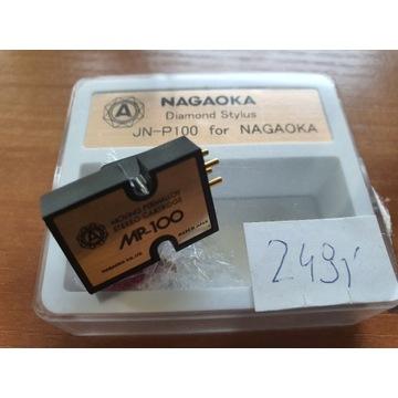 WKŁADKA GRAMOFONOWA TYPU MM NAGAOKA MP-100 - od1zł