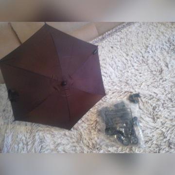 Quinny Senzz adaptery +klips z parasolką Maxi Cosi