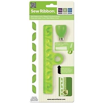 Sew Ribbon - do wycinania wzorów z wstążką