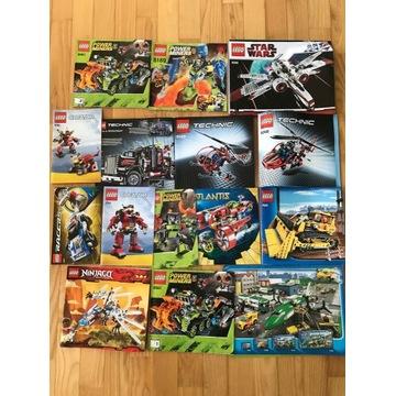 Klocki Lego 11kg mix