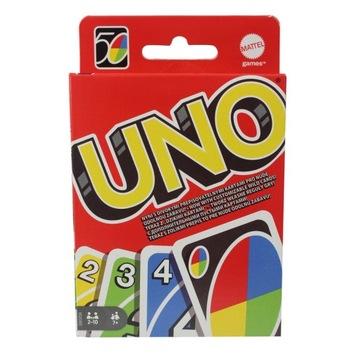 UNO Gra w karty nowa wersja