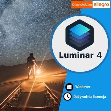 Skylum Luminar 4 Windows Dożywotnio