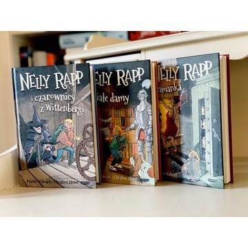 Bestseller NELLY RAPP Widmark SERIA 3 książek