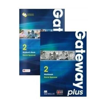 Podręcznik plus ćwiczenia GATEWAY PLÙS 2