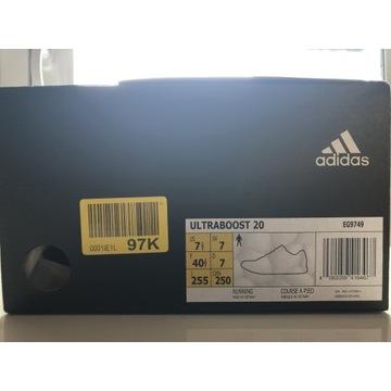 Adidas Ultraboost 20.