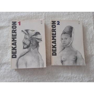 Książka - Dekameron