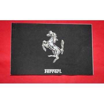 Ferrari 1982 prospekt Mondial 8 308 GTB USA