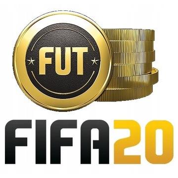 Monety FIFA 20 FUT 300k!PS4