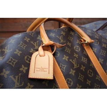 Duża torba ****LV Louis Vuitton**** Weekend.