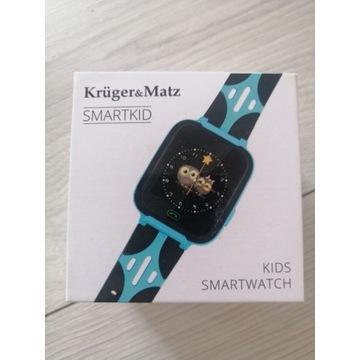 Kruger & Matz smartkid niebieski nowy
