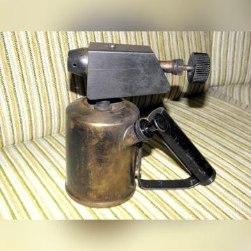 Stara zabytkowa lutlampa palnik BAT 501