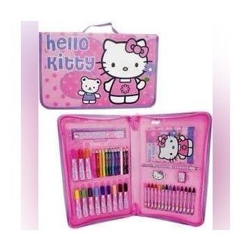 Bardzo duży piornik przybornik Hello Kitty, nowy